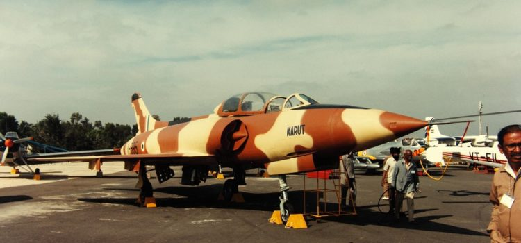 India's Awful HF-24 Jet Fighter Proved Itself in Combat