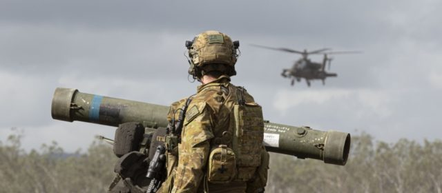 U.S. leaving HIMARS rocket system in Australia after live-fire exercise next month