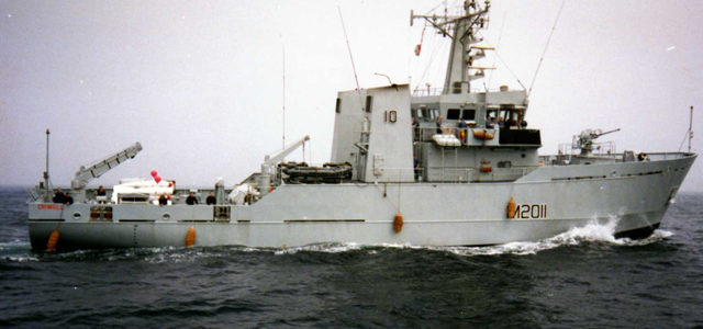 A Mass Murder at Sea Shocks the Guyanese Coast Guard