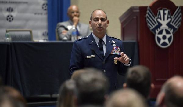 Seasoned fighter pilot with experience in Europe takes command of USAFE-AFAFRICA