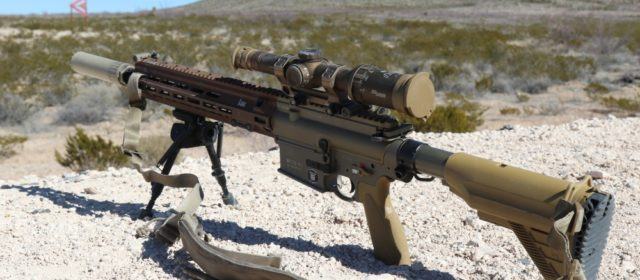 Locked & loaded: Army testing out next generation of small arms