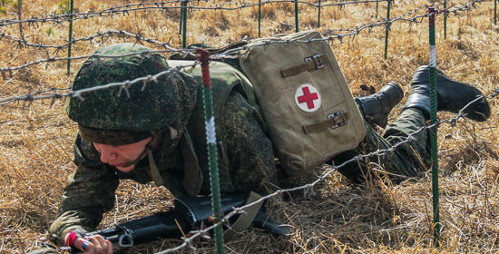 Russia Isn't Training Enough Doctors for a Major War