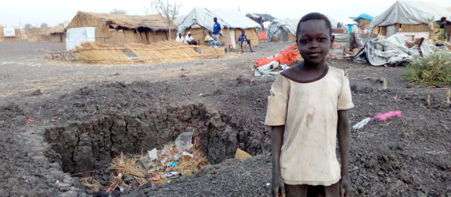 In South Sudan, Thousands Rely on Fragile Protection Camps for Survival