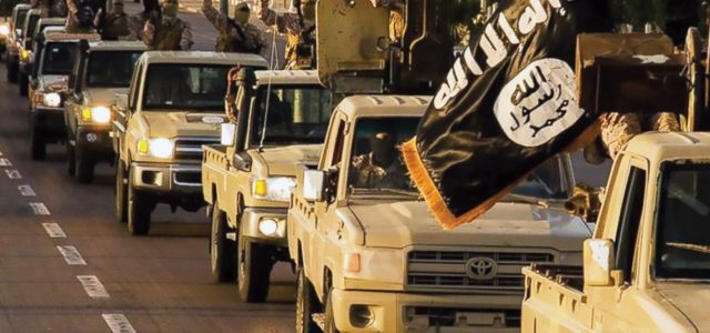 Islamic State warns terrorists to avoid Europe until coronavirus passes