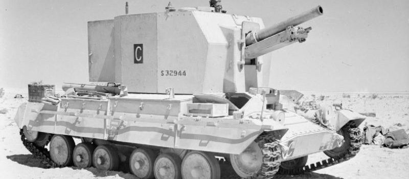 The Ecclesiastically-Named Howitzers of the British Army