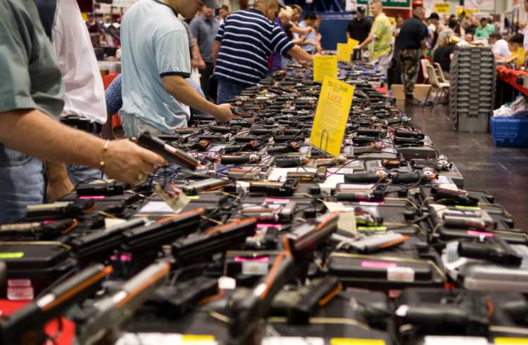 American Guns Cause Chaos All Over the World