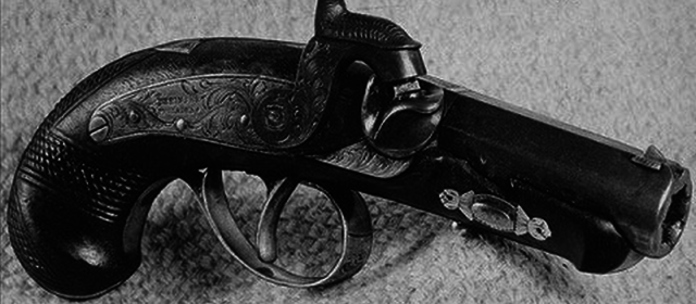 The Gun That Killed Abraham Lincoln
