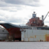 Russia's Giant Dry Dock Sank With an Aircraft Carrier Inside