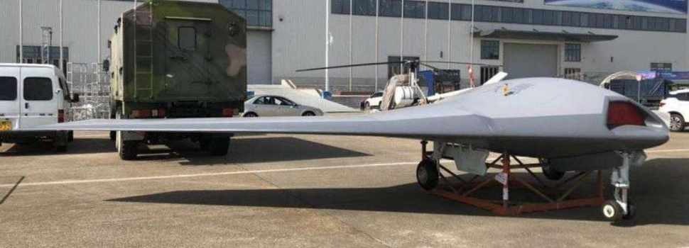 Looks Like China Has a Carrier Drone
