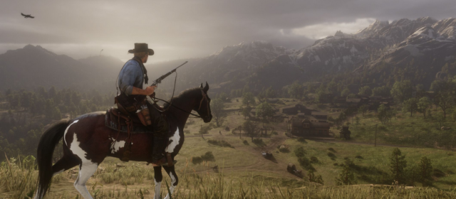 'Red Dead Redemption 2' and the End of the New Left