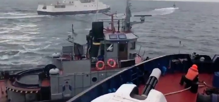 Russia Weaponizes Its Coast Guard