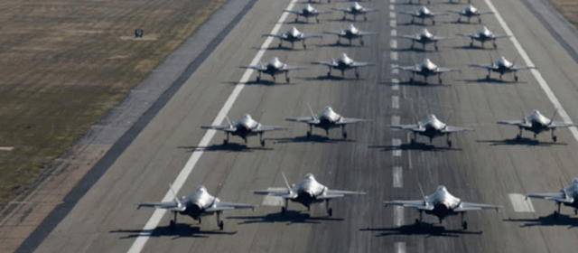 The Grim Rationale for U.S. Air Force 'Elephant Walks'