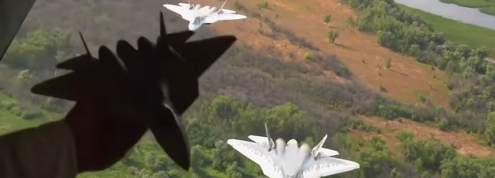 A Mach-10 Missile Won't Save Russia's Stealth Fighter