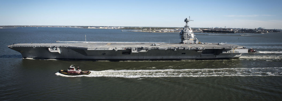 The U.S. Navy Wants to Spend Billions on Aircraft Carriers That Aren't Ready