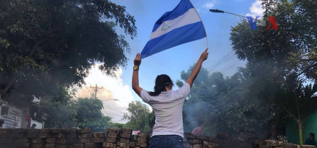 Nicaragua at the Barricades