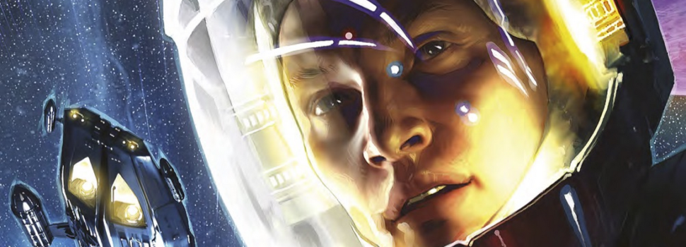 'The Lost Fleet: Corsair' Is 'Battlestar Galactica' Meets 'Captain America'