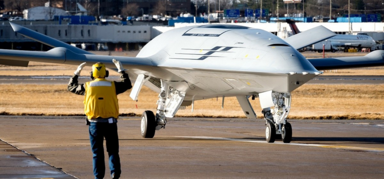After 20 Years, the U.S. Navy Finally Buys a Carrier Drone