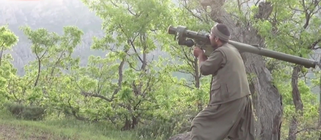 The Kurds Are All But Defenseless Against Air Attack