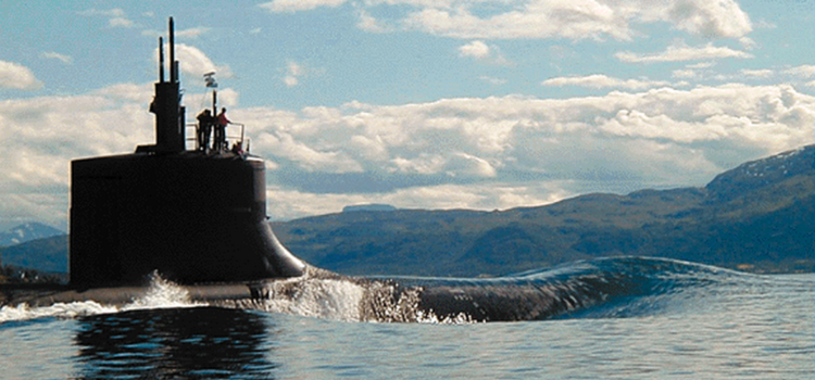 The U.S. Navy Can't Fix Its Submarines
