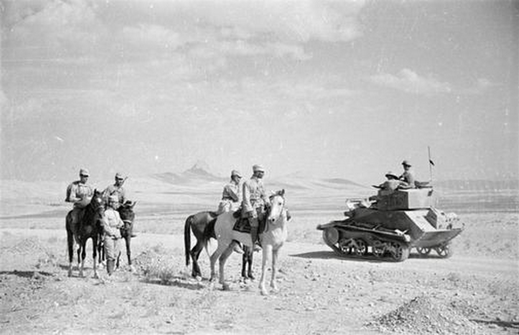 In 1941, British and Soviet Troops Invaded Iran | War Is Boring