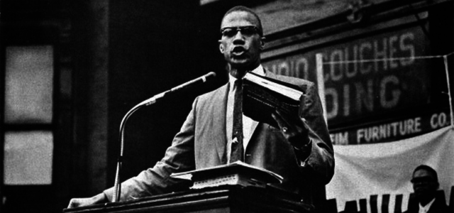 The Guns That Killed Malcolm X