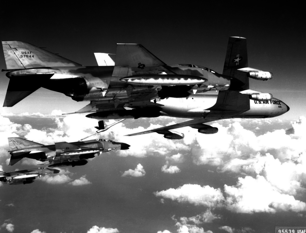 Spies Helped the USAF Shoot Down a Third of North Vietnam's