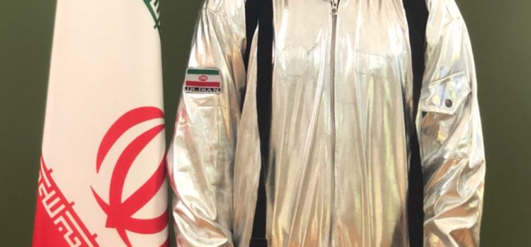 Iran's space suits found for sale online, actually $20 costumes