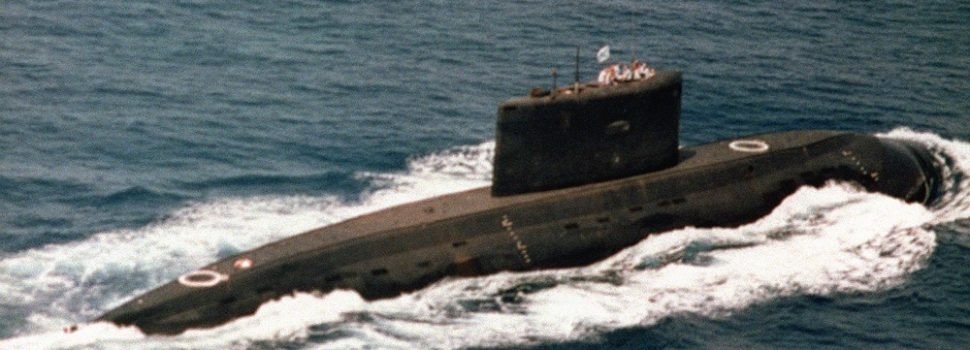 Building the Ayatollah's Submarines