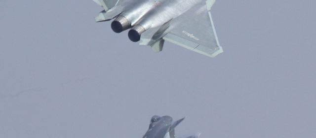 China is building a stealth jet and it may be ready by this year