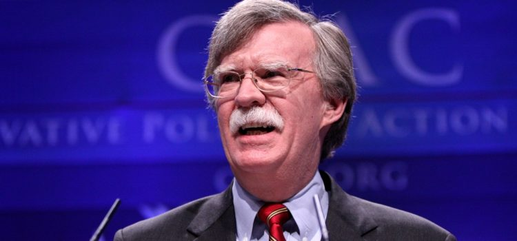 "President Trump tells National Security Advisor John Bolton ""his services are no longer needed"""