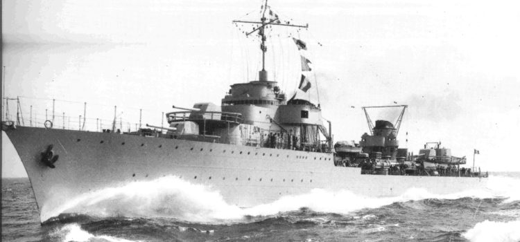 The Destroyer 'Le Terrible' Was Blazingly Fast