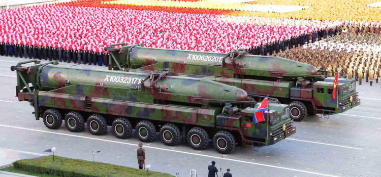 The U.S. Military Is Not Prepared to Hunt This Many North Korean Missiles