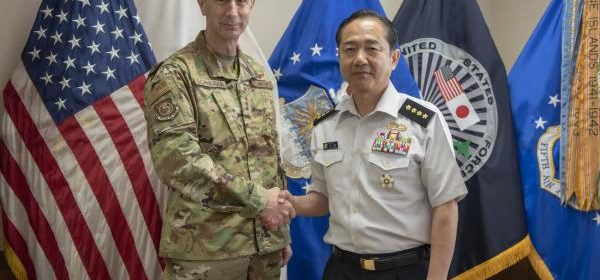 USFJ commander says U.S. & Japan have more challenges as Russia, China, and North Korea grow