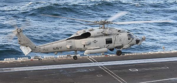 In a boost for Indian Navy, US clears sale of Seahawk choppers