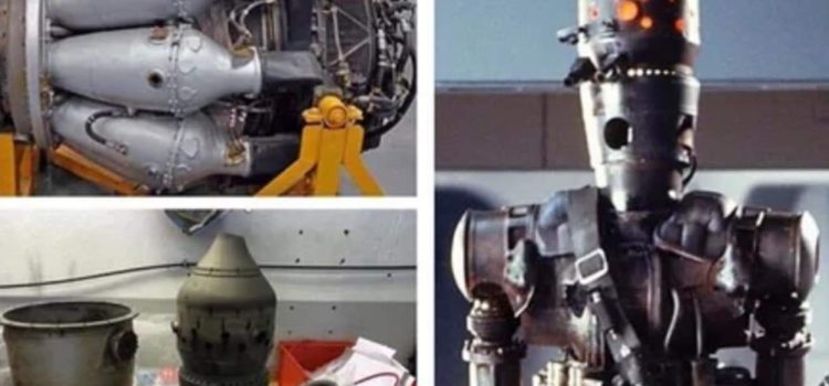 """Allies' WWII fighter engine used to make droid from """"The Mandalorian"""""""