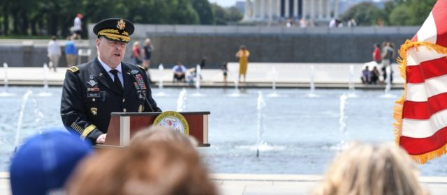 75th V-E Day anniversary going virtual as military and WWII veterans mark milestone