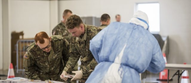 A war like no other: Inside the Illinois National Guard's unprecedented coronavirus mission