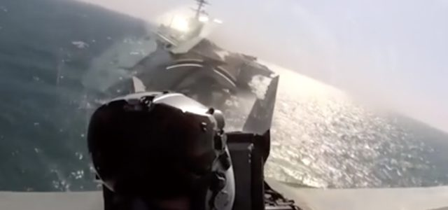 Admiral: US Navy ships can't expect to be safe off East Coast, Russian submarines are patrolling