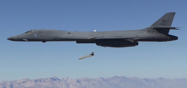 The U.S. Air Force Wants to Expand the Range of This Stealthy Cruise Missile