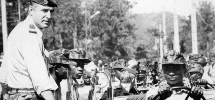 In 1977, 80 Mercenaries Nearly Took Over Benin