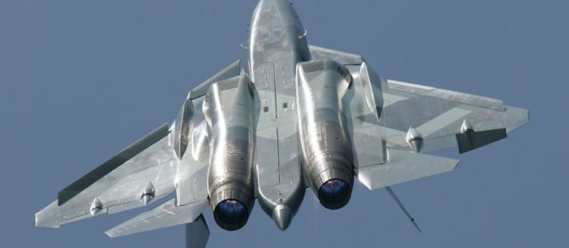Russia's Su-57 Stealth Fighter Is Doomed to Fail