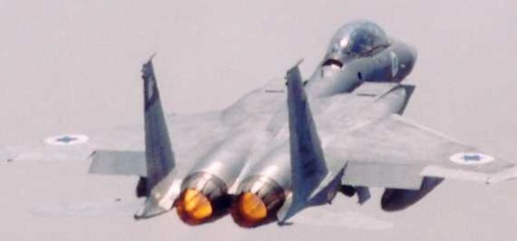In 1988, Algeria and Tunisia Were Terrified of Israeli Air Raids