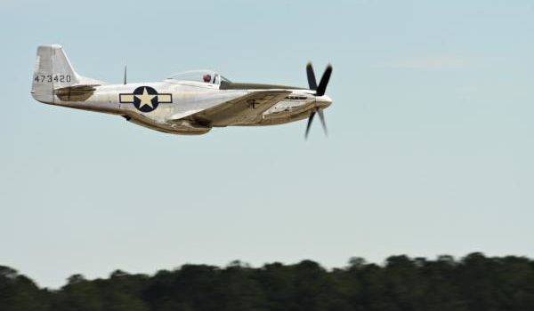 Someone is selling a WWII plane online for $4.5 million