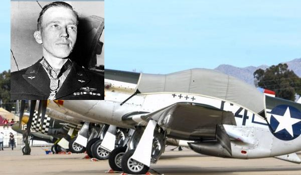 Remembering James Howell Howard: Only P-51 Mustang pilot awarded Medal of Honor