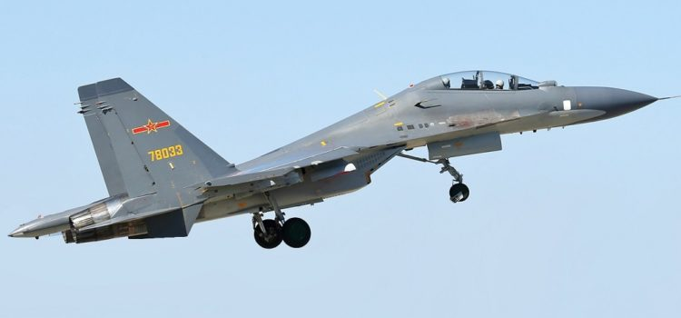 China S Air Force 1 700 Combat Aircraft Ready For War War Is Boring