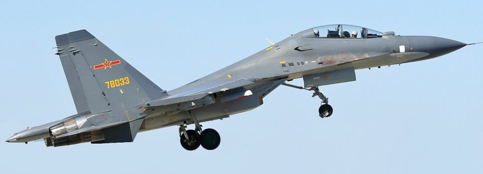 China's Air Force — 1,700 Combat Aircraft Ready for War
