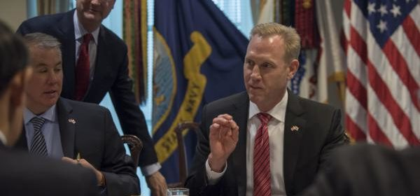 President Trump removes interim tag Secretary of Defense and makes Pat Shanahan appointment permanent