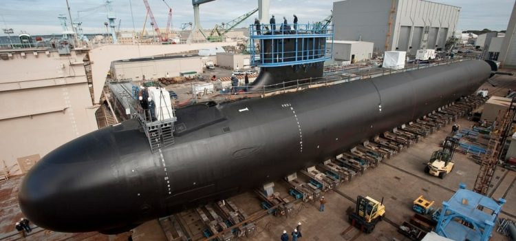 The U S  Navy Reveals Two Future Submarine Classes | War Is