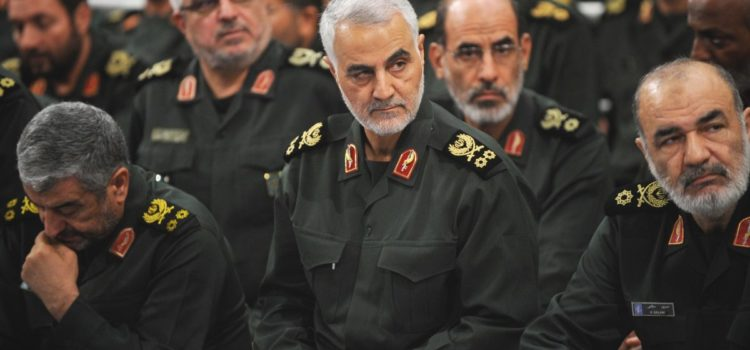 Iranian commander Qassem Soleimani's Instagram account suspended