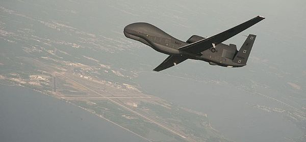 Iran attack was first successful takedown of a Global Hawk drone